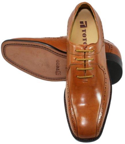 Toto-f6701-7,6cm Grande Taille-Marron Hauteur Augmenter Chaussures ascenseur (danse robe Chaussures)