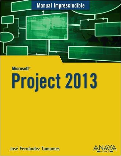 Ebook francis lefebvre descargar Project 2013 (Manuales Imprescindibles) PDF CHM