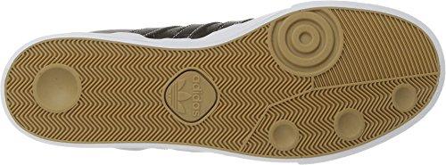Envío gratis Visa Payment Estilo de la moda de envío gratis Adidas Originals Busenitz Vulc Zapatilla De Deporte De La Moda De Los Hombres / Negro-blanco Y Negro Venta en línea Comprar Liquidación confiable barato real wQT316bJ3