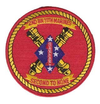 (USMC 2nd Battalion 11th Marines 4