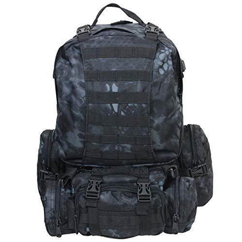 Amazon.com: Mil-Tec Defense Pack Assembly Mandra Night: Transatlantic Trading Co.