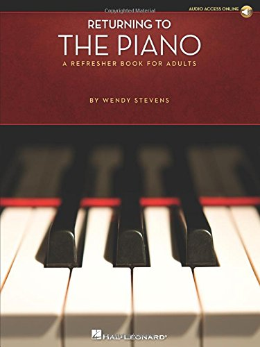 Download Returning to the Piano: A Refresher Book for Adults pdf