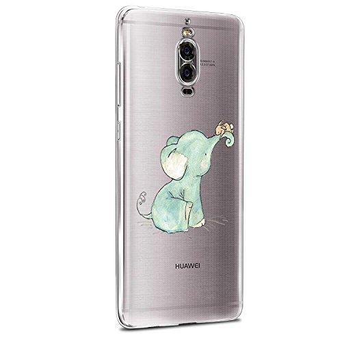 Funda Galaxy S8+,Vanki® Carcasa Cubierta TPU Silicona Goma Suave Case Protection y Premium Clarity Cover Ultra Fino Anti-Arañazos para Samsung Galaxy S8 Plus 12