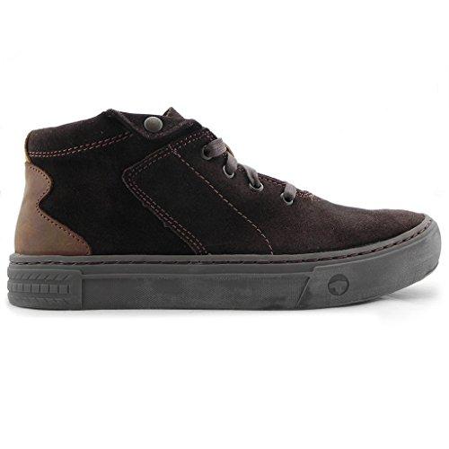 Calzature Tredagain - Stivaletto Hawthorne Sneaker - Mens Cioccolato