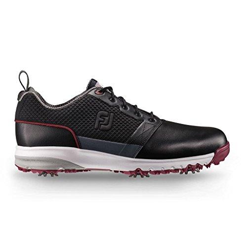 FootJoy Men's ContourFit Golf Shoes Black Size 11.5 M US