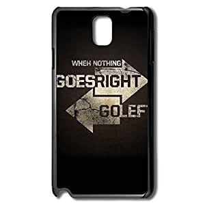 Samsung Note 3 Cases Nothing Right Left Design Hard Back Cover Shell Desgined By RRG2G