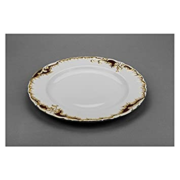 Cmielow PL10-40 10-Inch 24k Gold-plated Plate Porcelain Dinner  sc 1 st  Amazon.com & Amazon.com | Cmielow PL10-40 10-Inch 24k Gold-plated Plate ...