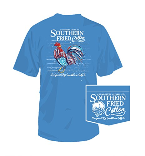 southern-fried-cotton-american-rooster-pocket-t-shirt-royal-caribbean-small