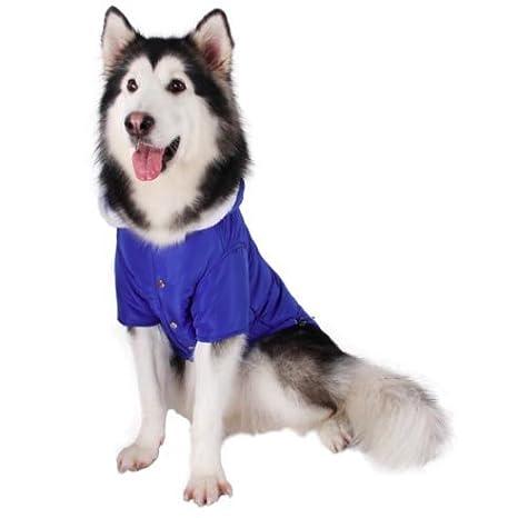 animally® Perros abrigo de invierno para perros grandes ...