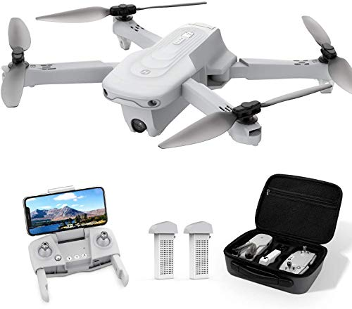Holy Stone HS175 Drone with Camera for Adults 2K UHD, GPS Auto Return, 5GHz FPV RC Quadcopter Follow Me, Waypoint-Fly…