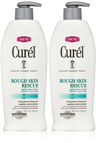 Curel Rough Skin Rescue Size 13z Curel Rough Skin Rescue (Jergens Skin Smoothing Lotion)
