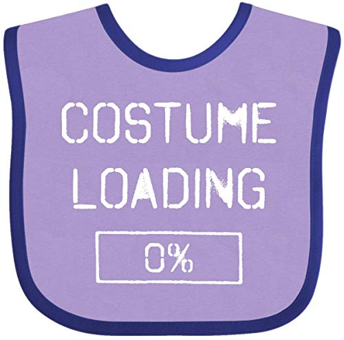 Inktastic - Costume Loading 0% Baby Bib Lavender and Purple 2d57c]()