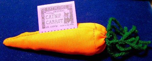 Ratherbee's Catnip Carrot, My Pet Supplies