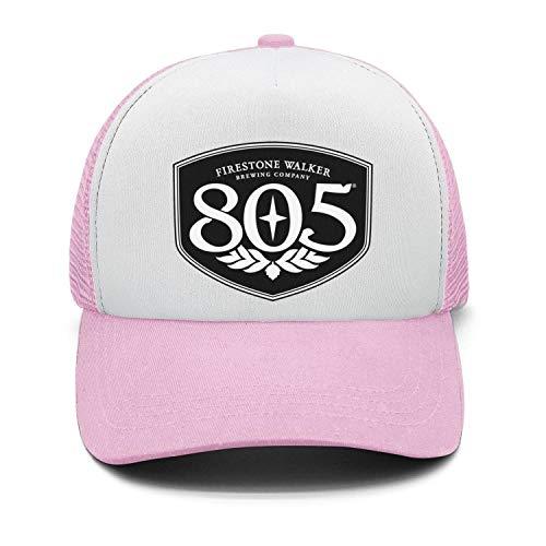 - Men's Designer Trucker Hat Firestone-Walker-Brewing-Beer-Company- Adjustable Sun Cap