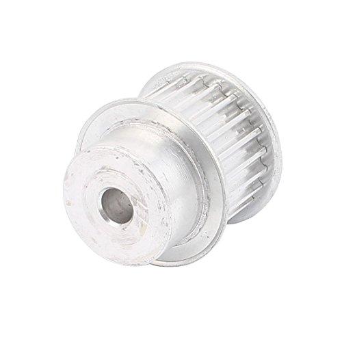 eDealMax XL22 21 mm Ancho de Banda DE 8 mm Diámetro Interior 22 Dientes Polea síncrona: Amazon.com: Industrial & Scientific