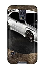 Best Tpu Shockproof/dirt-proof Subaru Cover Case For Galaxy(s5)