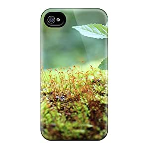 For Iphone Case, High Quality Linda Plantinha For Iphone 4/4s Cover Cases