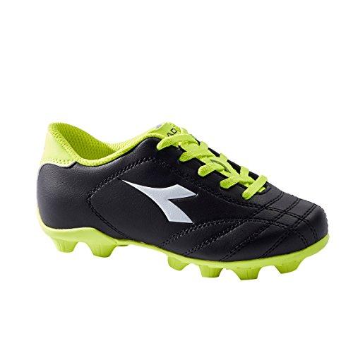 Diadora 6play MD Jr, Zapatillas de Fútbol Para Niños C3740 NERO
