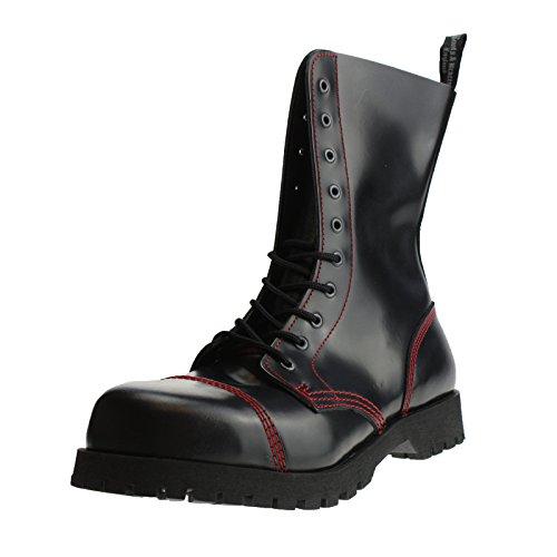 Loch Naht Braces Mit Rangers Stiefel Roter 10 Boots Schwarz H2YWIDeE9