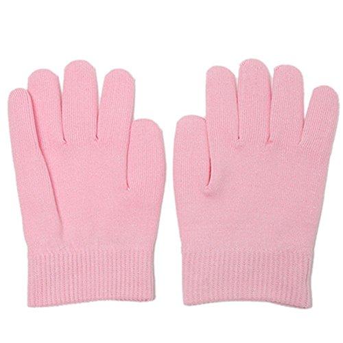 Kekailu Women Beauty SPA Moisturizing Gel Gloves Skin Care Soften Hand Maintenance Tool - -