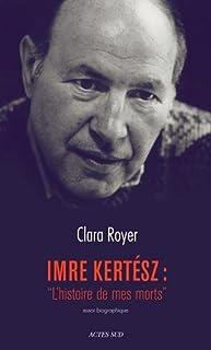 Imre Kertesz :
