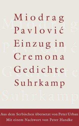 Download Einzug in Cremona. PDF
