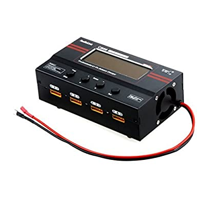 Kingzer Original RadioLink CB86 Professional 8 Slots 1-6S 210W Pro Balance Charger for RC Lipo Battery