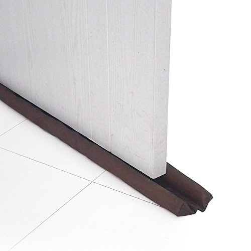 IdealPlast Door Draft Guard Stopper for Door Window Doorstops Keep Heat