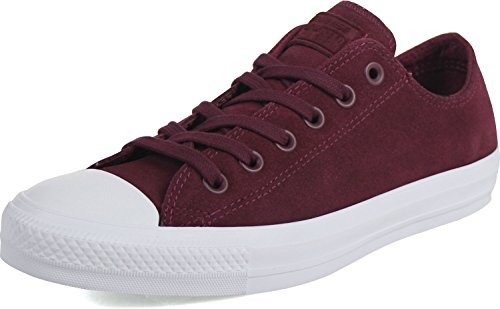 Converse CT All Star Ox Counter Climate Unisex Shoes Dark Sangria/White 157599c (7.5 D(M) - Premium Outlets Ct