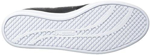 Puma Kvinners Kamp Lo B Og W Sportstyle Sneaker Svart / Svart / Hvit