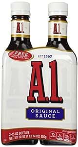 A-1 Steak Sauce - 2 Pack