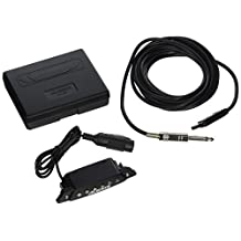 Alesis AcousticLink | Guitar Recording Pack with No-Drill Acoustic Guitar Pickup, Guitar-to-USB Cable, and Cubase LE