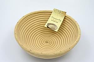 Masterproofing 10 Inch Round Banneton Proofing Basket