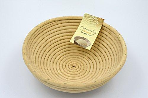 Masterproofing Round Banneton Proofing Basket