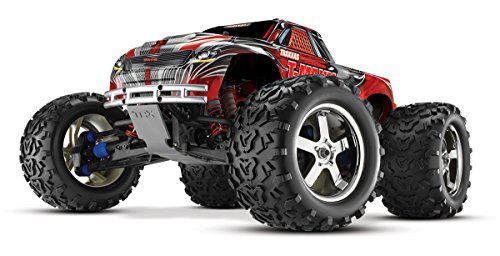 (Traxxas 49077-3 T-Maxx 3.3: 1/10 Scale Nitro-Powered 4WD Maxx Monster Truck, Multicolor)