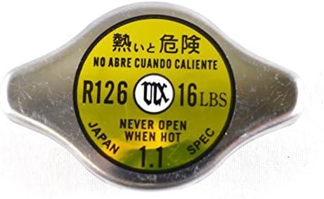 16 PSI Radiator Cap PT Auto Warehouse R126