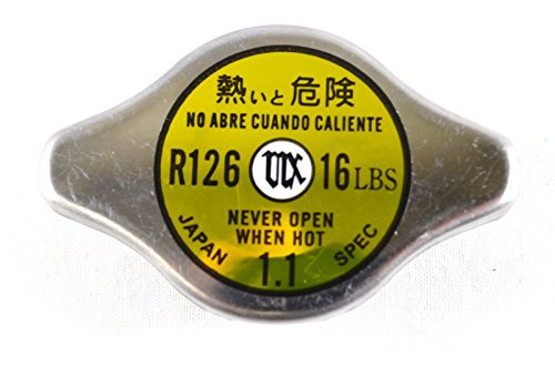 PT Auto Warehouse R126 - Radiator Cap, 16 PSI