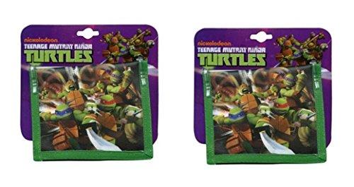 ninja turtle bifold wallet - 2