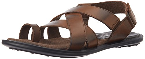 a843a6dae Hush Puppies Men s Edan Sandal Leather Athletic   Outdoor Sandals  Buy  Online at Low Prices in India - Amazon.in