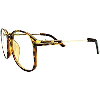 501d60949b Southern Seas Oversize Reading Glasses Mens Womens Readers Tortoise Frame  Longsighted Spectacles