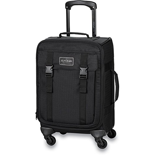 Dakine Cruiser Roller Luggage 37L, Black, (Dakine Shopper)