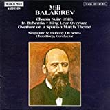 Balakirev Chopin Suite; Overtures