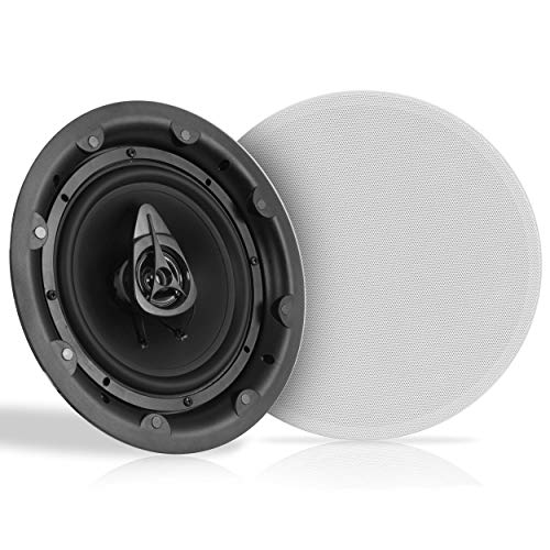 Ceiling and Wall Mount Speaker - 8