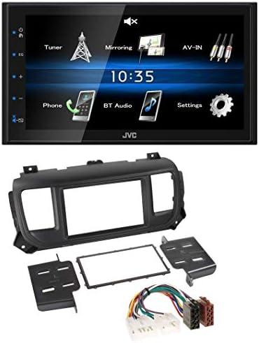 Jvc Kw M24bt Double Din Bluetooth Mp3 Aux Usb Car Radio Elektronik