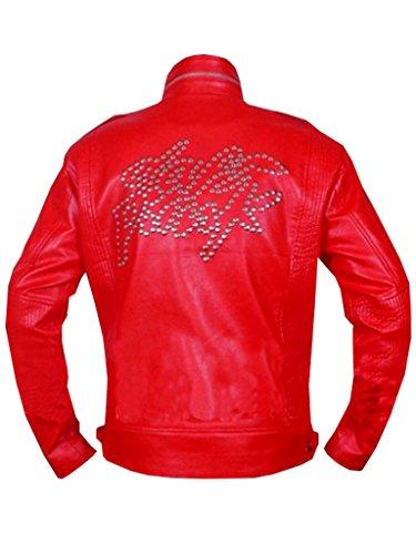 Red Jacket Daft Daft Stylowears Red Stylowears Jacket Punk Stylowears Punk Daft xfzT6T
