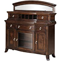 ACME 60259 Keenan Server, Walnut Finish