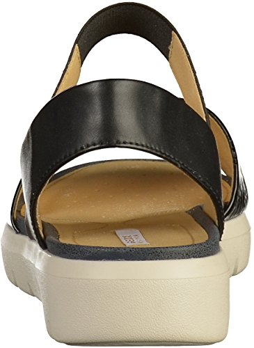 Geox D828DBKYBN Sneakers Women Platinum/Gold Black with mastercard sale online buy cheap 2014 dlEEXtL1T
