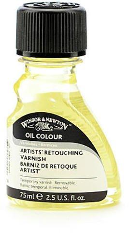 (Winsor & Newton Artists' Retouching Varnish 1 pcs sku# 1835823MA)