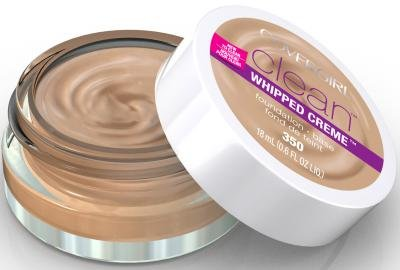 CoverGirl Clean Whipped Creme Foundation - Cream Beige (Pack of 2)