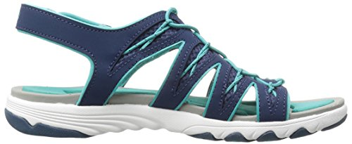 Sandal Athletic Teal Blue Glance Women's Ryka tvwaqTxBB